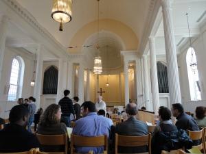 Yale Divinity Chapel