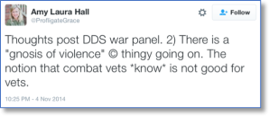 Hall Tweet